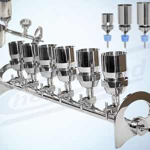 Metaliniai filtravimo reikmenys