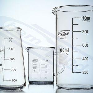 Įprasto stiklo reikmenys